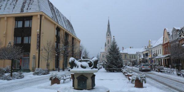 Adventszauber in Kőszeg
